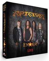 "Артерия ""ZNAКИ"" live 2CD+DVD"